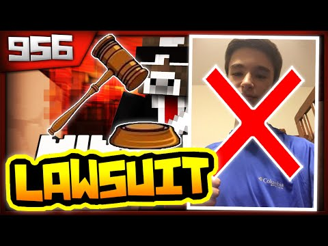 Minecraft FACTIONS Server Lets Play - BENM ILLEGAL LAWSUIT IRL! - Ep. 956 ( Minecraft Faction )