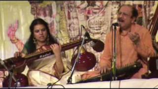 Saraswathi Ranganathan & Tapan Bhattacharyya - Jugalbandhi - Part 4