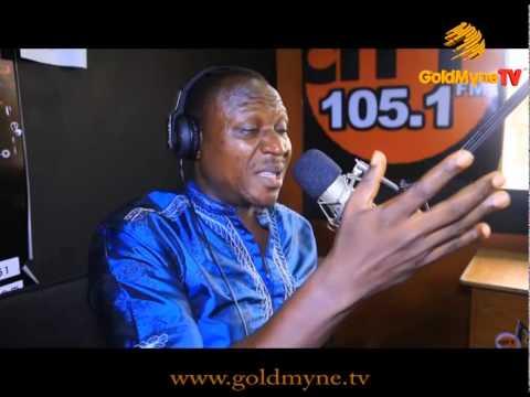 Download GOLDMYNETV: CITY BON BOX OFFICE WITH WALE ADEBAYO