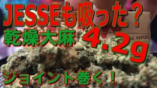 RIZEのJESSE御用達?4.2gジョイントを巻いた 金子賢輔 検索動画 26