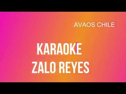ACORRALADO  ZALO REYES ( KARAOKE)  REMY