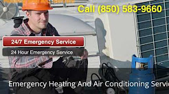 Emergency Heating And Air Conditioning Service Gretna FL (850) 583-9660