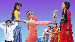 বাংলা দম ফাটা হাঁসির নাটক পোড়া রুটি। Funny Video। Palli Gram TV New Video...
