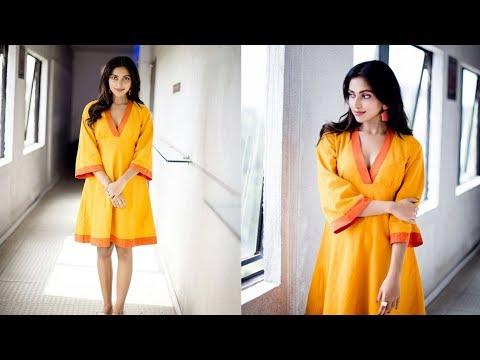 Amala Paul Hot Photoshoot for Bhaskar the...