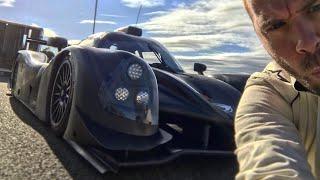 Ligier JS P3 - profumo di Le Mans LMP3 e tanta tecnologia (anche) italiana | #MasterpilotAdventures