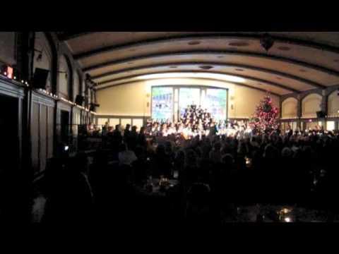 Walter Martella-piccolo trumpet   Hallelujah Chorus-Carols by Candlelight 2008