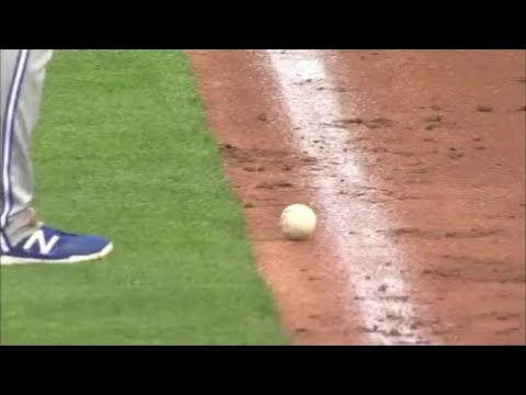 MLB Perfectly Placed Hits 2017