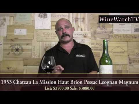Chateau Haut Brion Pessac Leognan - click image for video