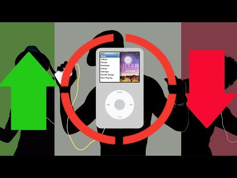 How The iPod Entered The Red Ring Of Death - Rise And Fall