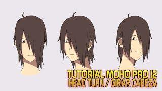 Tutorial Head Turn | MOHO PRO 12