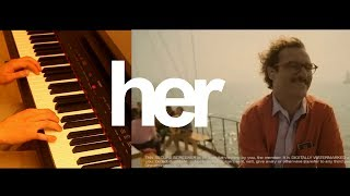 """Her"" Soundtrack - Photograph - FREE SHEET MUSIC"