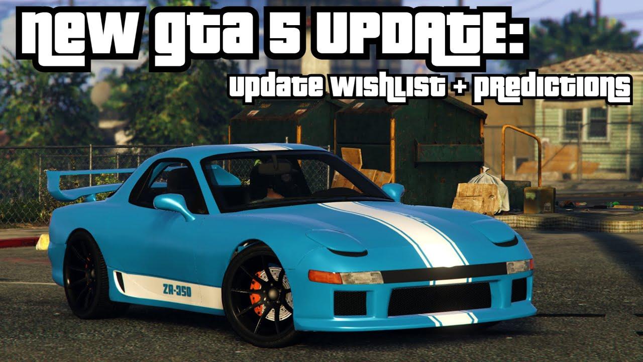GTA 5 Online - NEW Car Culture Update - Summer 2021 DLC Wishlist / Predictions