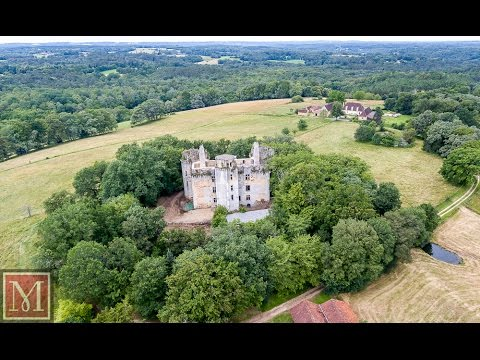 Exceptional Chateau for sale - needs renovation.Unique, flamboyant & gothic - Maxwell Baynes 4004112