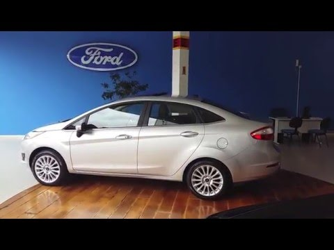Novo Ford New Fiesta Sedan 2016