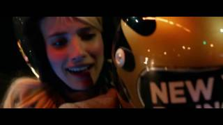 Nerve-Get to 60MPH Blindfolded on The Motorcycle.