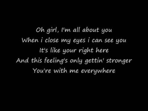 Aaron Carter- Im all about you (Lyrics)