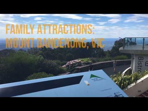 Family Attractions: Dandenong Ranges, VIC