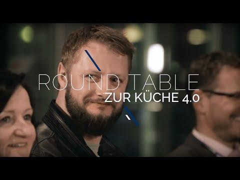 gastronomie & hotellerie / GVkompakt: Kleiner Tisch, großes Thema - Round Table Küche 4.0 (lang)