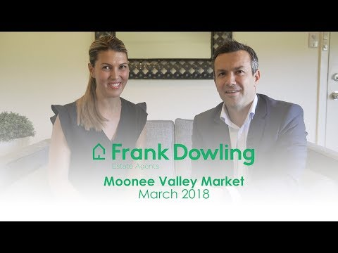 The Moonee Valley Market - March 2018