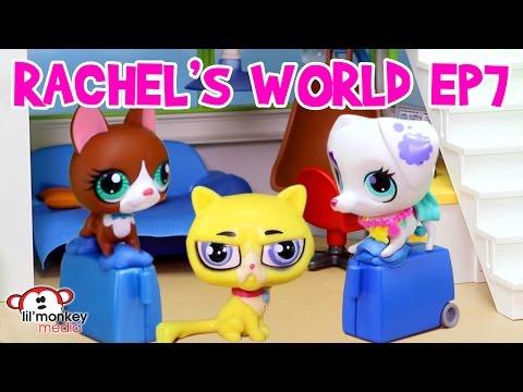 LPS - Rachel's World Ep 7 - Grandma and Grandpa Move In!
