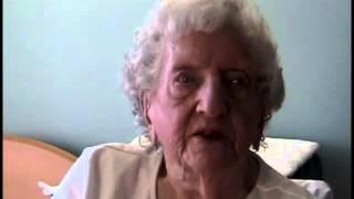 Virginia Goodwin Cavanaugh, nee Holt, Ensign, US Navy, World War Two, 2012 Interview