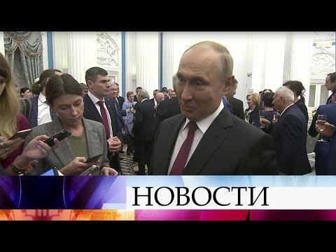 Владимир Путин прокомментировал слова Владимира Зеленского об украинском гражданстве для россиян.