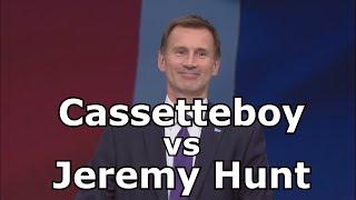 Cassetteboy vs Jeremy Hunt