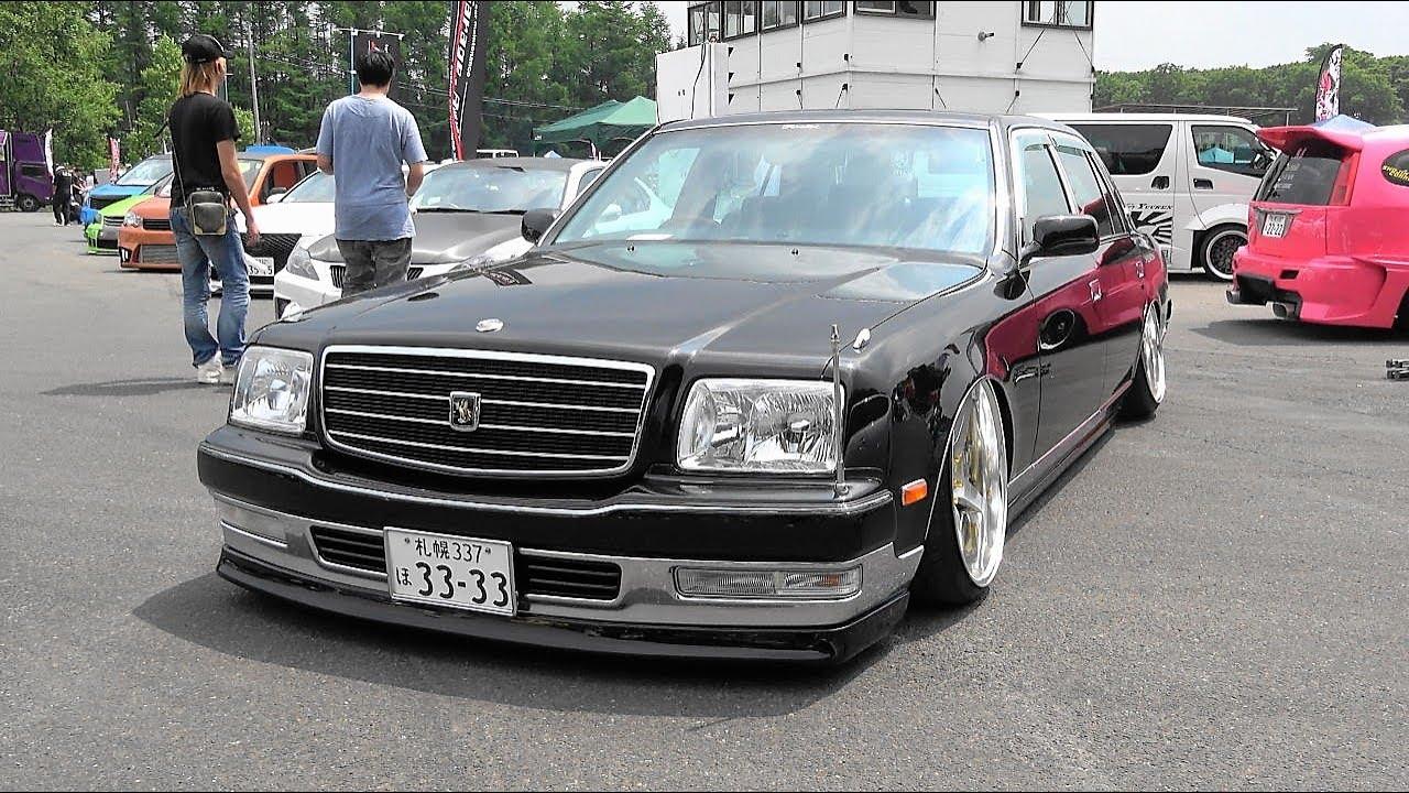 TOYOTA CENTURY custom トヨタ・センチュリー カスタム【4K】