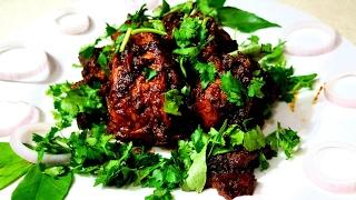 CHICKEN FRY - Chicken Varuval-Chicken Recipe-How to Cook Chicken fry-Easy steps