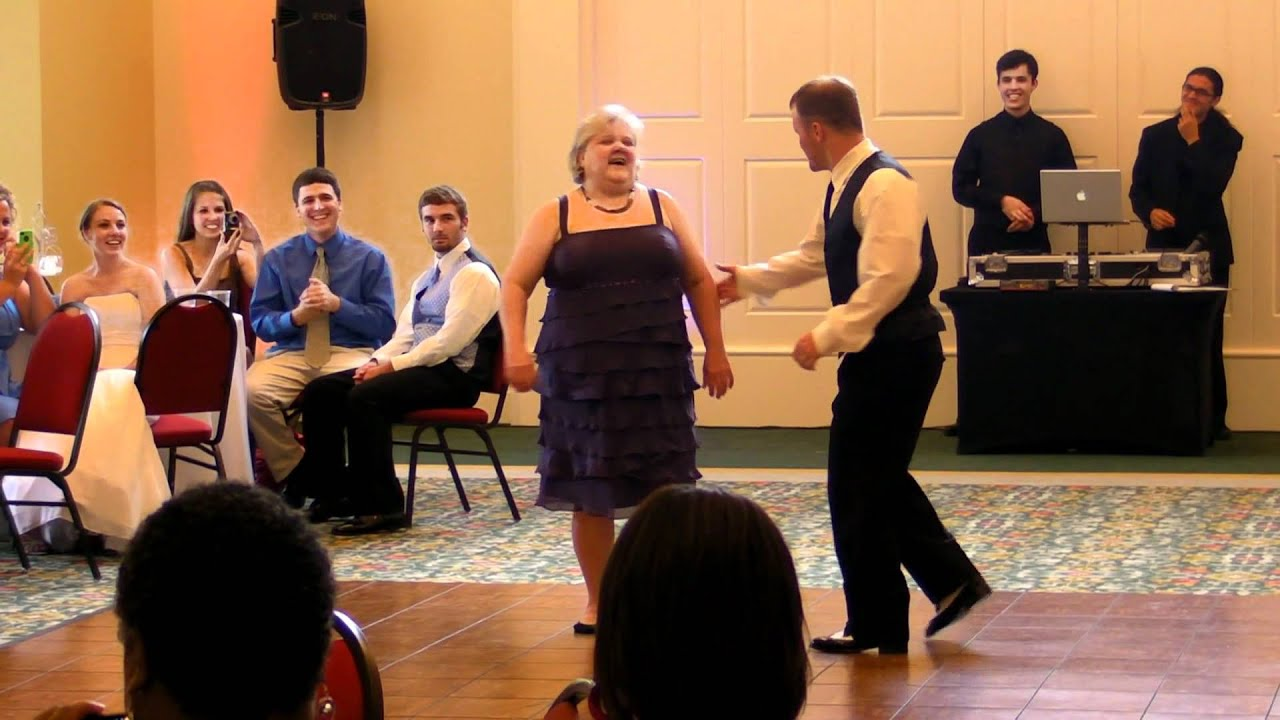 Mother And Sons Fun First Dance Youtube