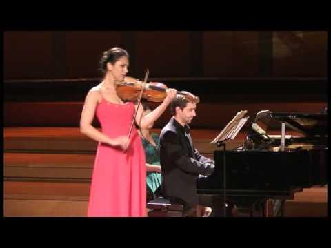 J. BRAHMS - Scherzo for viola and piano - SOANEA / PLANCADE
