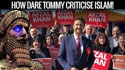 Muslim MP Wants to Censor Tommy Robinson From TikTok