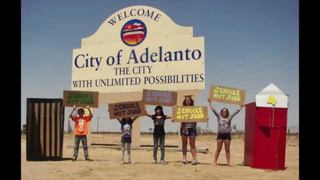 Adelanto — Freedom for Immigrants