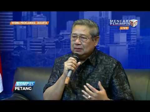 SBY: Saya Ingin Bicara Blak-blakan Dengan Jokowi Tapi Dilarang