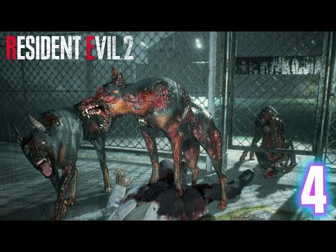 TODOS ME PERSIGUEN! Resident Evil 2 Remake - Luzu