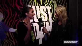 NYFW - Alex Morgan Interview