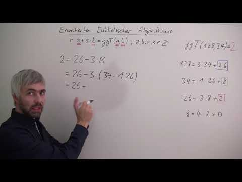 Extended Euclidean Algorithm from YouTube · Duration:  9 minutes 13 seconds