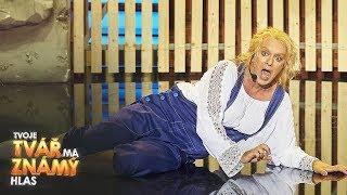 Tomáš Matonoha jako Meryl Streep