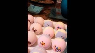 Bombas de Banos receta Thumbnail