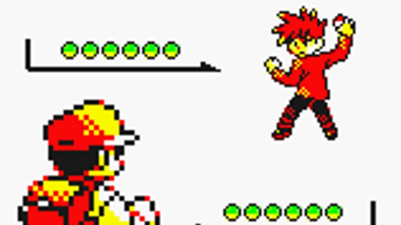 Pokemon champion gary