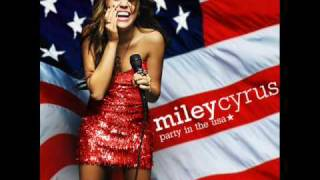 Miley Cyrus -  party in the usa [instrumental karaoke] DOWNLOAD