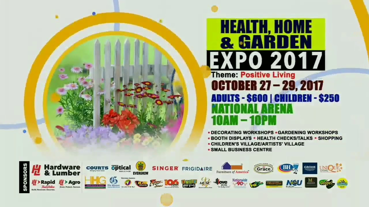Attrayant Health, Home And Garden Expo 2017