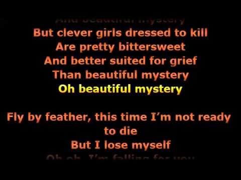 Owl City ~ Beautiful Mystery Lyrics