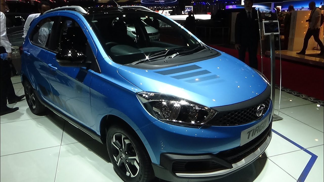 2017 Tata Tiago Exterior and Interior Geneva Motor Show 2016