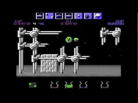 C64 Longplay - Wizball