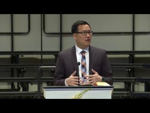 Ray Chang | The Glorious Sufficiency of the Resurrection (3/28/2016)
