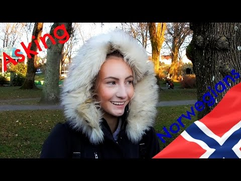 Asking Norwegians About the U.S Election