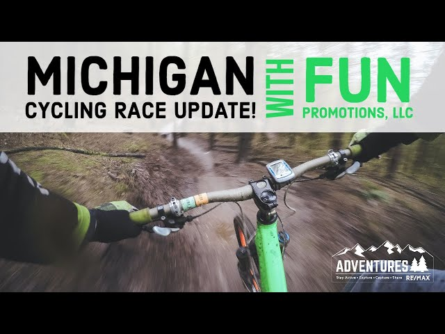 Michigan Cycling Update with Fun Promotions, LLC