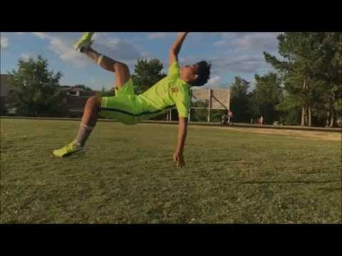 DIY How To Do Bicycle Kick ( Beginner) The Easiest Way