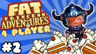 Fat Princess Adventures - #2 - Awesome Sauce